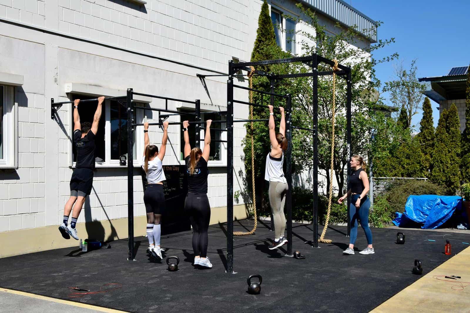 Ein neues Trainingskonzept…Was ist CrossFit?
